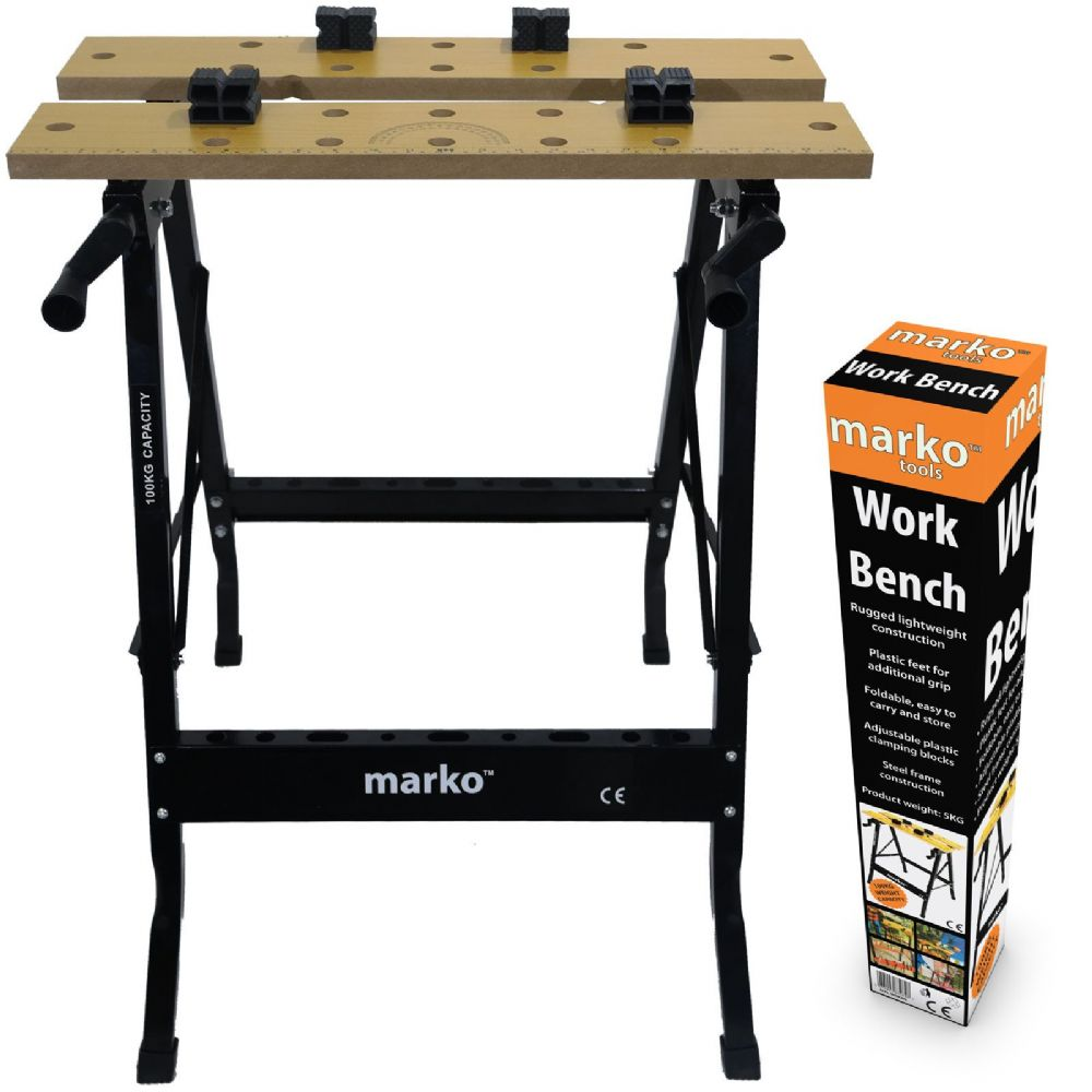 Portable Folding Work Bench