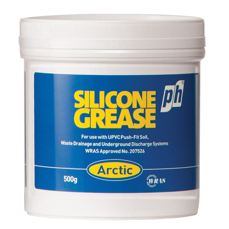Arctic Silicone Grease 500g Tub