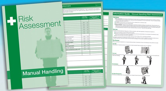 nice risk assessment for manual handling template sketch