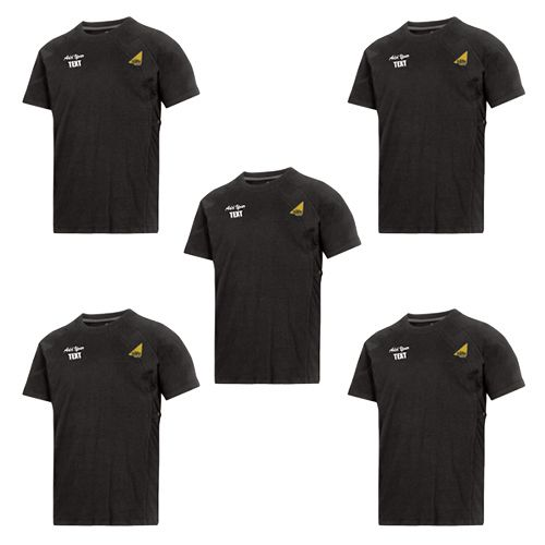50d0324d963 Snickers Heavy T Shirt 5 Pack
