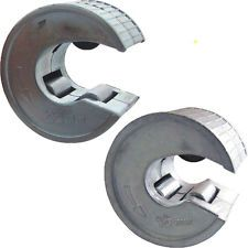 Twin Pack Rotary Pipe Cutters 15mm and 22mm