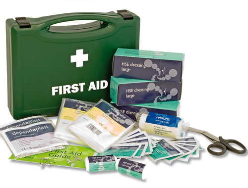 Car First Aid Kit >> Vehicle First Aid Kit